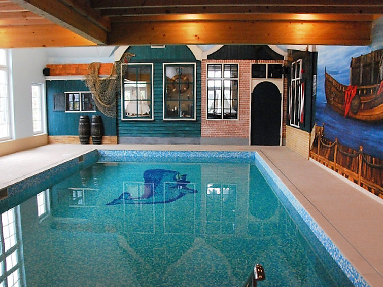 Villapark de rijp vakantiewoning de rijp - Zwembad huis ...